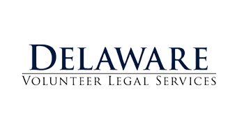 Delaware Volunteer Legal Services logo